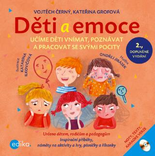 Děti a emoce - Vojtěch Černý, Kateřina Grofová