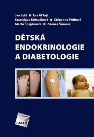 Dětská endokrinologie a diabetologie - Kolektiv