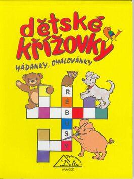Dětské křížovky - Luděk Schneider