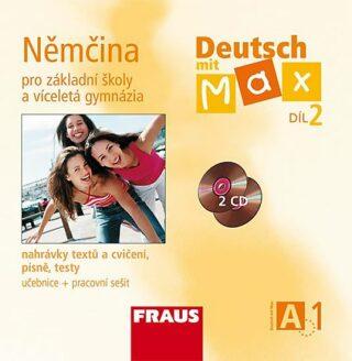 Deutsch mit Max A1/2. díl - Olga Fišarová; Milena Zbranková
