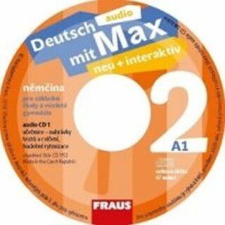 Deutsch mit Max neu + interaktiv 2 CD - kolektiv autorů