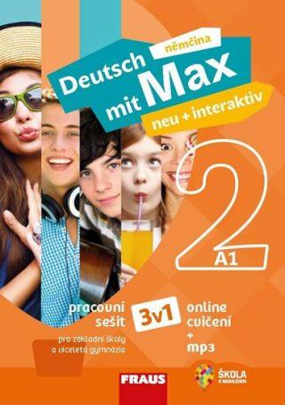 Deutsch mit Max neu + interaktiv 2 PS 3v1 - neuveden