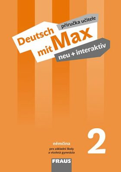 Deutsch mit Max neu + interaktiv 2 PU - Kolektiv