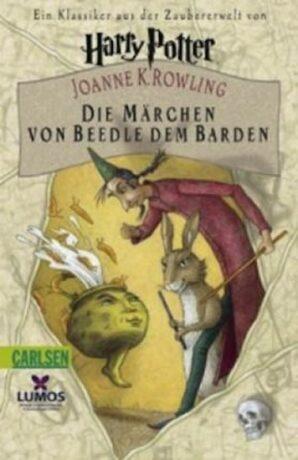 Die Marchen von Beedle dem Barden - Joanne K. Rowlingová
