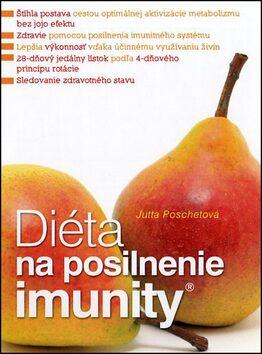 Diéta na posilnenie imunity - Jutta Poschet