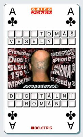 Digitální román - Veselý Tomáš