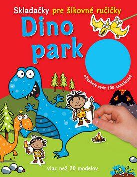 Dino park Skladačky pre šikovné ručičky -
