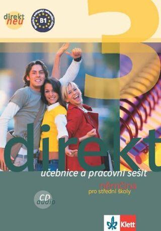 Direkt 3 neu – učebnice + PS + CD - Kolektiv