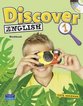 Discover English 1 Workbook w/ CD-ROM CZ Edition - Ingrid Freebairn