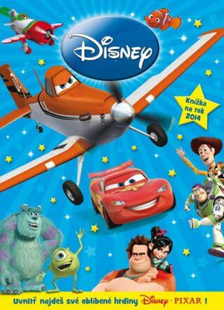 Disney Pixar Knížka na rok 2014 - Disney Pixar