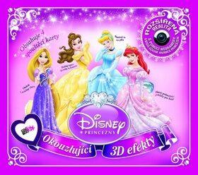 Disney princezny 3D - kolektiv