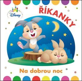 Disney - Říkanky na dobrou noc - Ondřej Hník