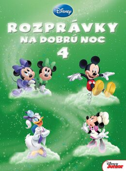Disney Rozprávky na dobrú noc 4 -