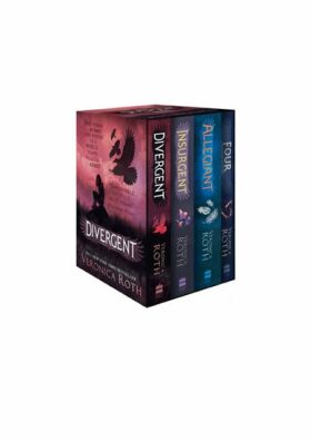 Divergent Series Box Set (Book 1 – 4) - Veronica Roth