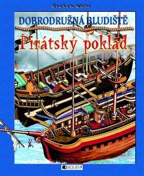 Dobrodružná bludiště Pirátský poklad - Graham White