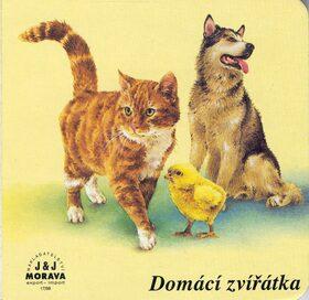Domácí zvířátka -