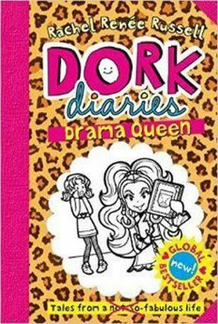 Dork Diaries 9: Drama Queen - Rachel Renée Russellová