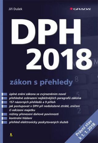 DPH 2018 - zákon s přehledy - Jiří Dušek