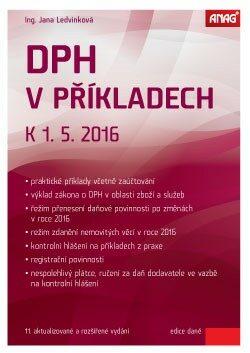 DPH v příkladech 2016 - Jana Ledvinková