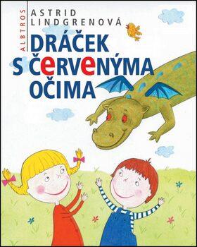 Dráček s červenýma očima - Astrid Lindgrenová