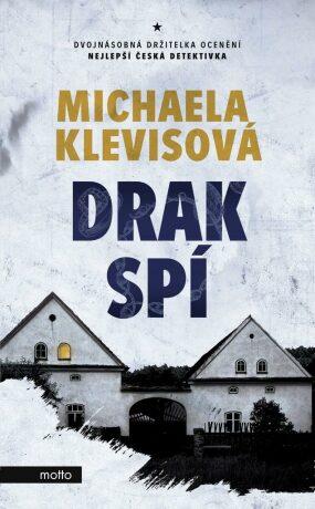 Drak spí - CDmp3 - Michaela Klevisová