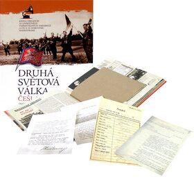 Druhá světová válka: Češi a Slováci - František Emmert