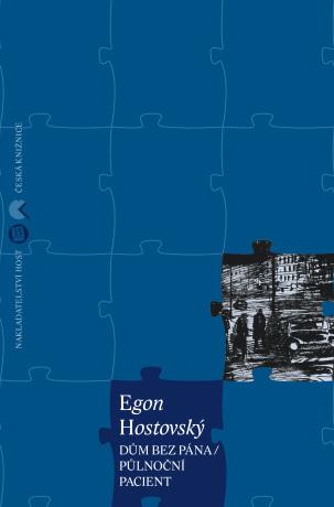 Dům bez pána / Půlnoční pacient - Egon Hostovský - e-kniha