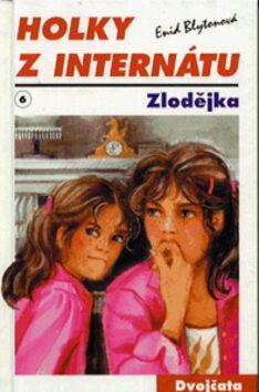 Dvojčata Holky z internátu 6 - Enid Blyton