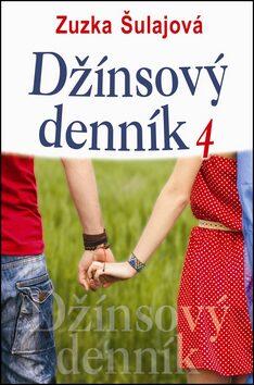 Džínsový denník 4 - Zuzana Šulajová