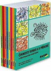 Ediční řada - Komplexní metodiky jednotlivých oblastí předškolního vzdělávání - kolektiv autorů