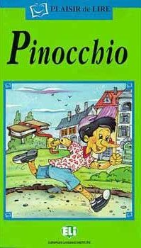 ELI - F - Plaisir de Lire - Pinocchio + CD