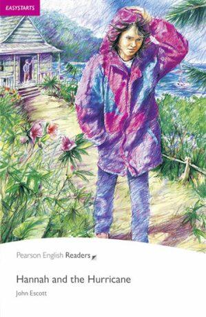 PER   Easystart: Hannah and the Hurricane Bk/CD Pack - John Escott