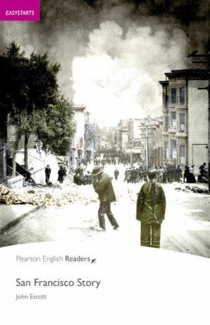 PER   Easystart: San Francisco Story Bk/CD Pack - John Escott
