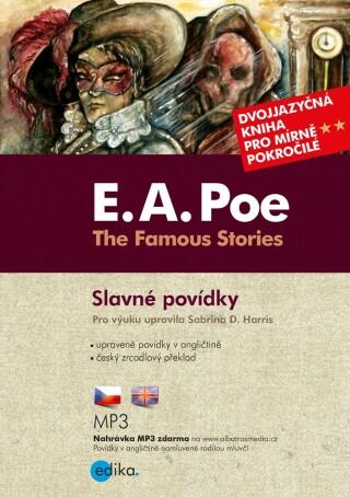 Edgar Allan Poe - Slavné povídky B1/B2 - Edgar Allan Poe, Sabrina D. Harris