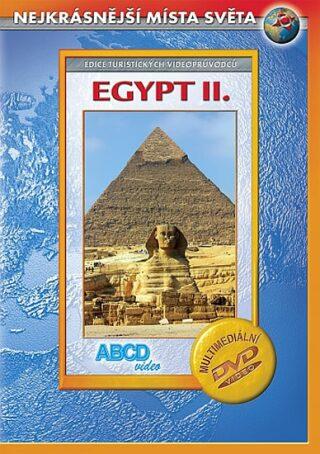 Egypt II. DVD - Nejkrásnější místa světa - neuveden