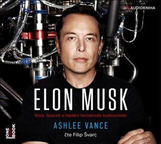 Elon Musk - CDmp3 - Ashlee Vance