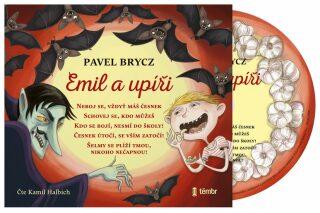 Emil a upíři 1-5 - Pavel Brycz - audiokniha