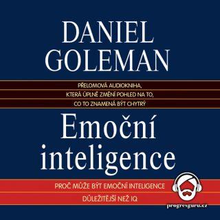 Emoční inteligence - Daniel Goleman - audiokniha