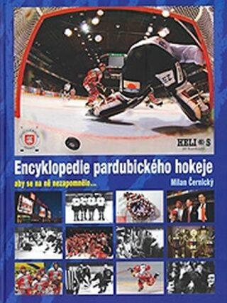 Encyklopedie pardubického hokeje - Černický Milan