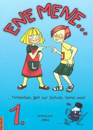 Ene mene 1. kniha pro žáky - Kolektiv