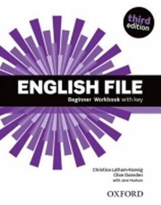 English File Beginner Workbook with Answer Key (3rd) - Kolektiv