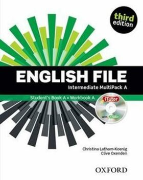 English File Intermediate Multipack A (3rd) without CD-ROM - Clive Oxenden, Christina Latham-Koenig