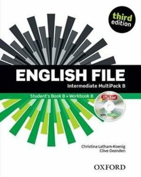 English File Intermediate Multipack B (3rd) without CD-ROM - Clive Oxenden, Christina Latham-Koenig