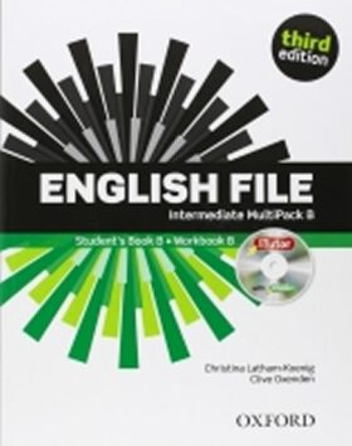English File Intermediate Multipack B with iTutor DVD-ROM (3rd) - Kolektiv