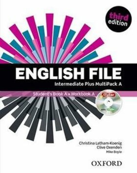 English File Intermediate Plus Multipack A (3rd) without CD-ROM - Clive Oxenden, Christina Latham-Koenig
