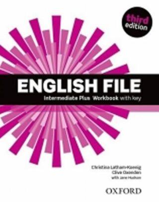 English File Intermediate Plus Workbook with Answer Key (3rd) - Kolektiv