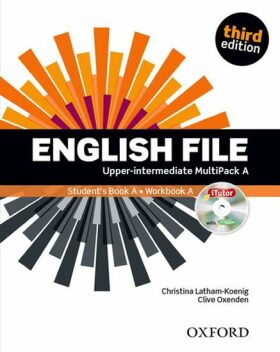 English File Upper Intermediate Multipack A (3rd) without CD-ROM - Latham-Koenig Christina; Oxenden Clive