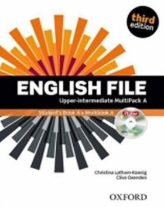 English File Upper Intermediate Multipack A with iTutor DVD-ROM (3rd) - Kolektiv