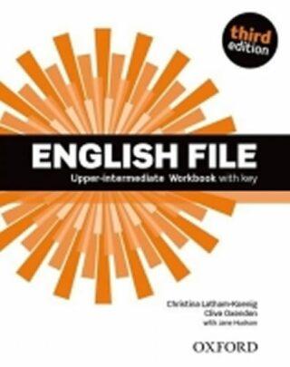English File Upper Intermediate Workbook with Answer Key (3rd) - Kolektiv