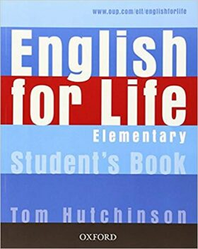 English for Life Elementary Student´s Book - Hutchinson